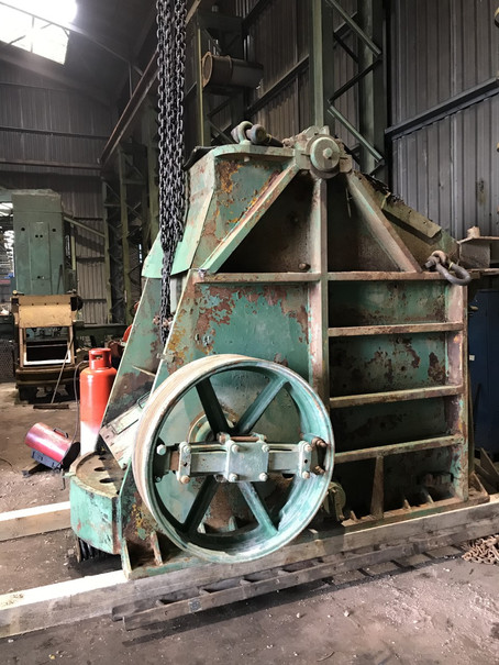 CSL purchases used Brown Lenox     Kue-Ken 120 [42x32] Jaw Crusher.