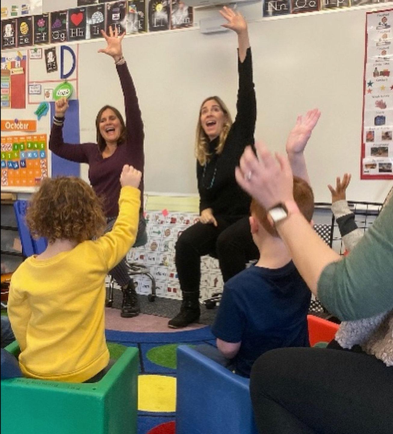 School Assemblies & Classroom Visits