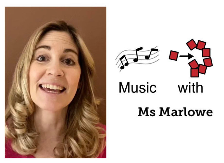 Music with Ms. Marlowe