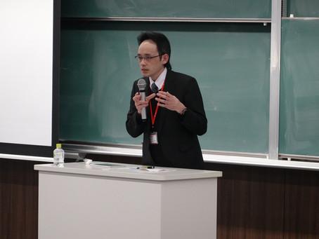 2018/12/11 矢神教授による公開講座「再生可能エネルギーの今とこれから」が開催されました。