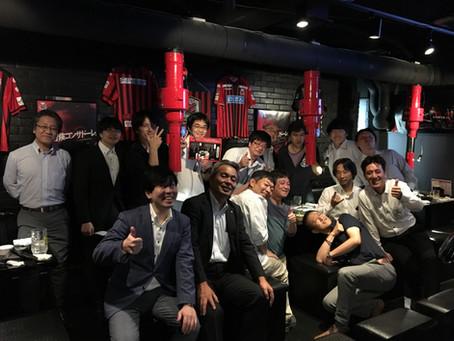 2018/05/29 「春の電気・電子系同窓懇談会 in 東京」を開催しました