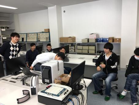 2019/02/14 3Dプリンタ&レーザー加工機利用講習会を実施しました。