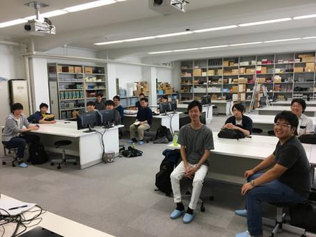 2018/09/29(土)〜30(日) 稲峰祭(大学祭)にて学科展「e×eラボ」を実施します