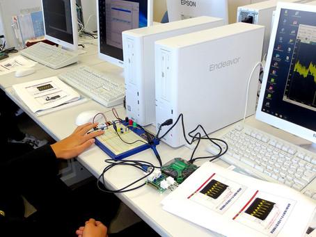 2018/11/07 北海道名寄高等学校の大学模擬講義に参加してきました。