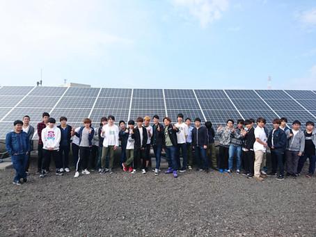 2018/05/23・05/30 1年生が伊達発電所に企業見学会に行ってきました