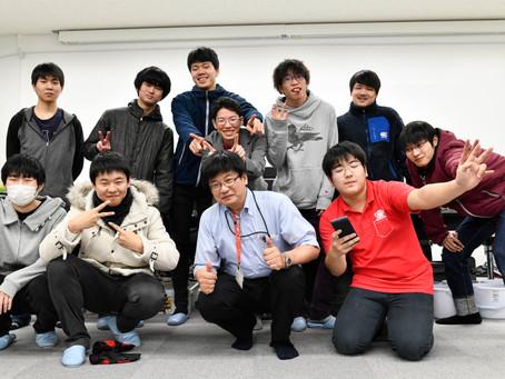 2018/12/16(日) 2018年度リフレッシュ理科教室 <北科大会場> 〜 でんきモノづくり講座 〜 を開催しました