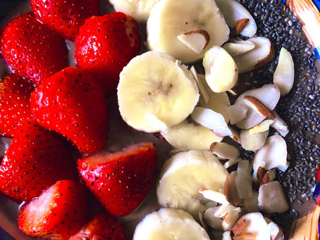 PROTEIN PACKED ACAI BOWL!