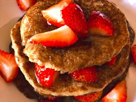 Fly Vegan Pancakes !