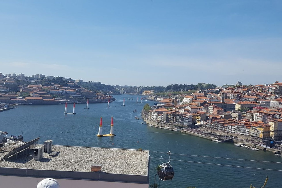 View Porto from Gaia
