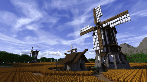 Render of Azure's Farm