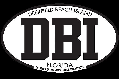 Official DBI Bumper Sticker!