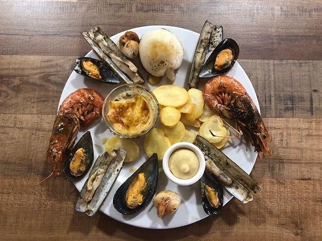 La Pariade de la mer du Restaurant Pizzéria du Fort de Salses