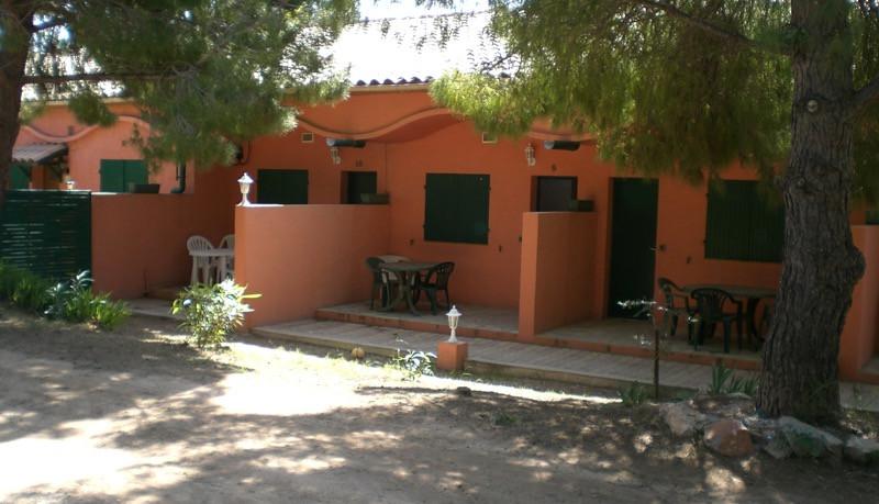 Facade arrière de l'Hôtel La Casa Nova