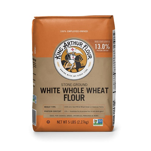 King Arthur White Whole Wheat Flour
