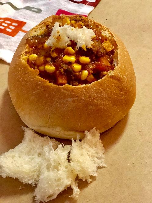 20% Whole Wheat Soup Bowl