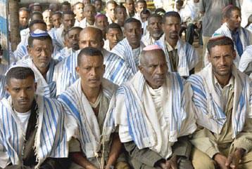 old Ethiopian Jews