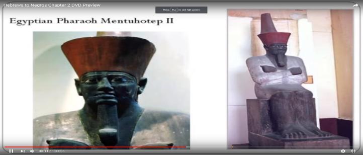 Egypt Black statute