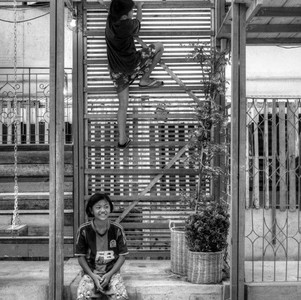 Comunidad Klong Toey Bankok
