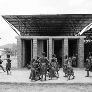 Escuela comunitaria primaria para niñas