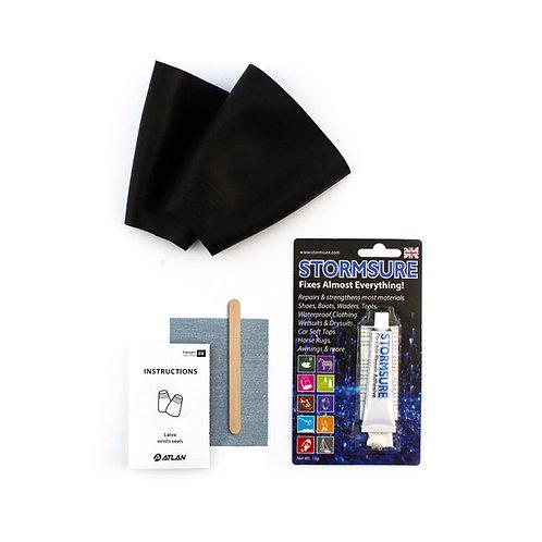 Kit de réparation joints de poignets en latex (KRJPL)