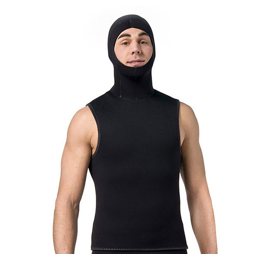 Atlan 3mm Hooded Vest for Men (ATLHV3SSM)