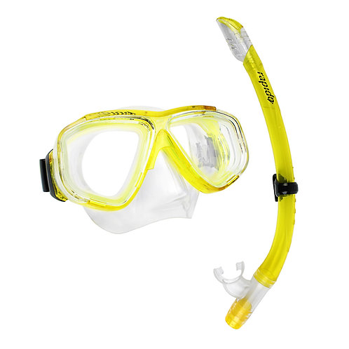Rapido Mask and Snorkel Combo for Kids