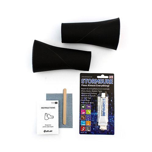 Neoprene wrist seals repair kit (KRJPN)