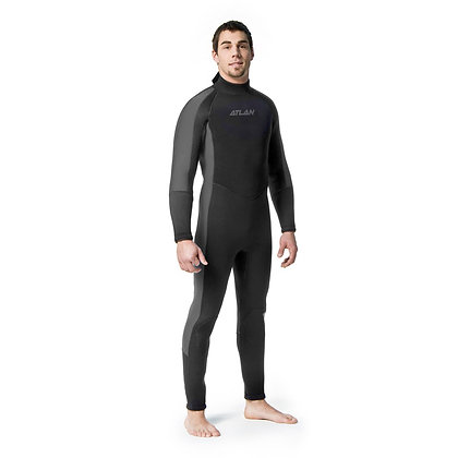 Atlan Superstretch 3, 5 OR 7mm Jumpsuit for Men (ATL3SSJM, ATL5SSJM & ATL7SSJ)