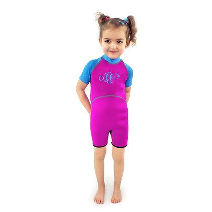 Combinaison courte 2mm Cool kids pour Enfant (EDCKS-08NK)