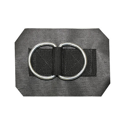 Ancrage souple PVC - 2 anneaux (AS-2)