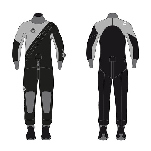 Atlan Catalina Front Entry Drysuit (NSC-40FZ)