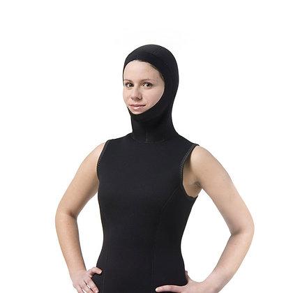 Atlan 7/5mm Hooded Vest for Women (ATLHV7/5SSW)