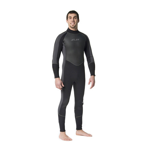 Atlan Man's 3/2 mm Flextec Jumpsuit (FT-32-MJK)