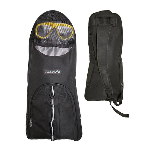 Rapido Triangular Bag for Mask, Fins and Snorkel