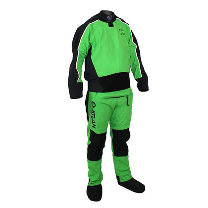 Atlan Neilson Trilaminate Back Entry Dry Suit With Relief Zipper - BZDSBR100