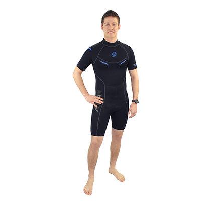 Combinaison courte Aqualine 2.5mm Homme (ATLSP25SMK)
