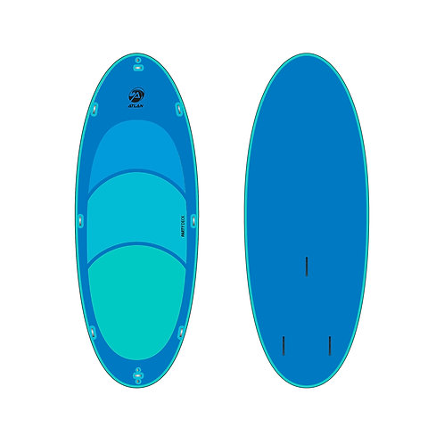 Paddle board 8 pers Atlan Party Deck