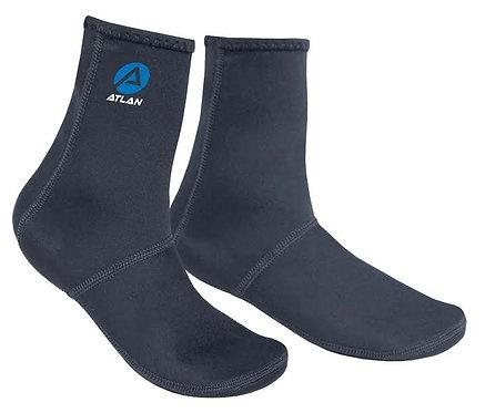 Atlan 5mm Neoprene Short Sock (NS-5K)