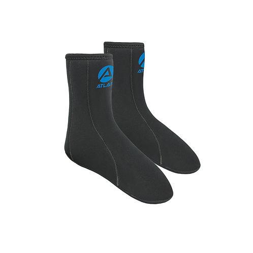 Atlan 7mm Neoprene Short Sock (NS-7K)