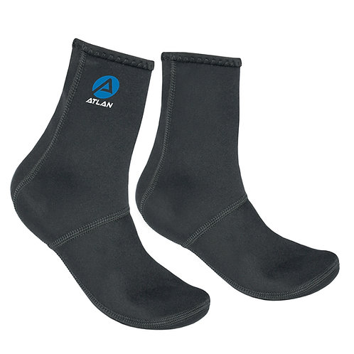Atlan 2mm Neoprene Sock (NS-2K)