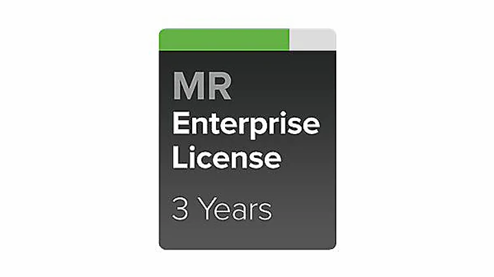 Cisco Meraki Enterprise Cloud Controller - Subscription License (3 years)