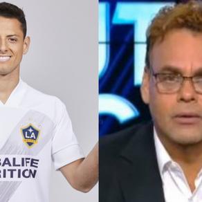 CHICHARITO VS FAITELSON: 'NO ME FALTA HUMILDAD'