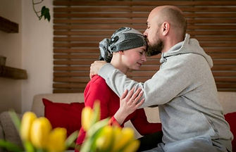 cancer patient at home with husband.JPG