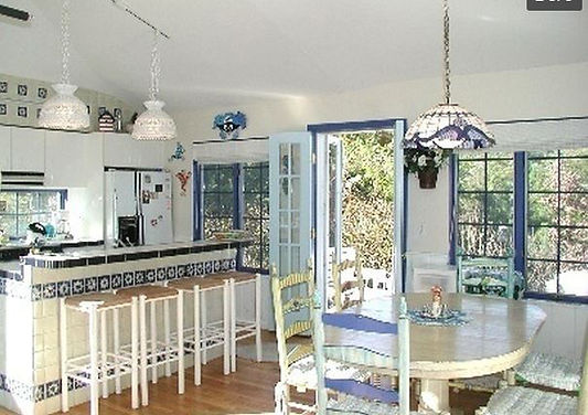 Amagansett cottage before renovation
