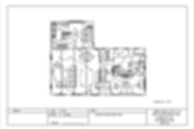 Sample electrical layout and lighting design plan