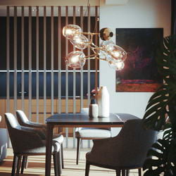 Living Room Visualization & Interior
