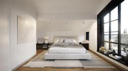 Bedroom | 3D visualization