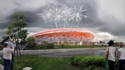 FIFA 2018 Stadium | 3D visualization