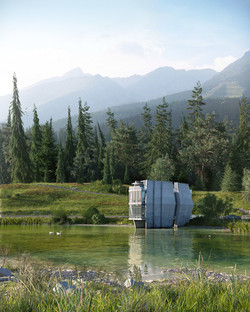 The Lake House | 3D visualization