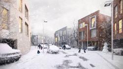 German Village | 3D visualization